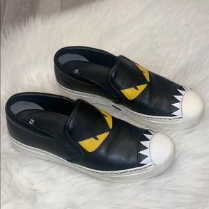 Fendi Monster sneakers size 39